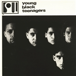 Young Black Teenagers - Young Black Teenagers CD Cover Art