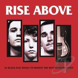 Rise Above: 24 Black Flag Songs to Benefit the West Memphis Three CD Cover Art
