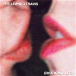 Leaving Trains - Emotional Legs CD Cover Art