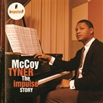 Tyner, Mccoy - Impulse Story CD Cover Art