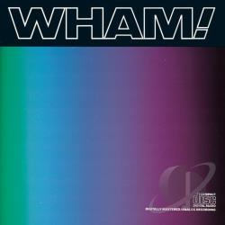 Wham! - Music from the Edge of Heaven CD Cover Art
