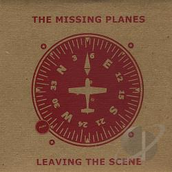Missing Planes - Leaving the Scene CD Cover Art