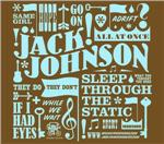 Johnson, Jack - Sleep Through the Static: Remixed DB Cover Art