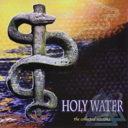 Holy Water - Collected Sessions CD Cover Art