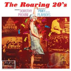 Provine, Dorothy - Roaring 20s: Songs from the Warner Bros. Television Show CD Cover Art