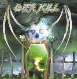 Overkill - Necroshine CD Cover Art