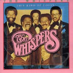 Whispers - This Kind of Lovin' CD Cover Art