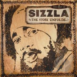 Sizzla - Best of Sizzla: The Story Unfolds CD Cover Art