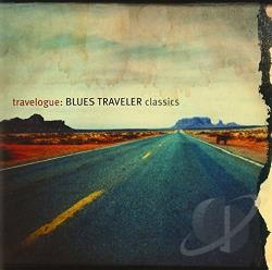 Blues Traveler - Travelogue: Blues Traveler Classics CD Cover Art
