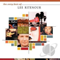 Ritenour, Lee - Very Best of Lee Ritenour CD Cover Art