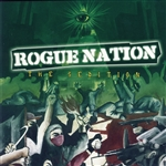 Rogue Nation - Sedition CD Cover Art