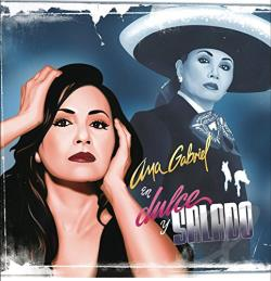 Gabriel, Ana - Dulce y Salado CD Cover Art