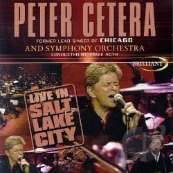 Cetera, Peter - Live in Salt Lake City: The Essential Collection CD Cover Art