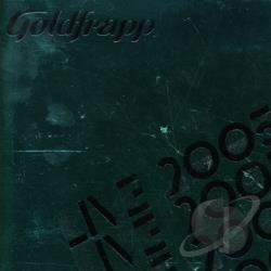 Goldfrapp - Live: Norwich UEA 10-05-05 CD Cover Art