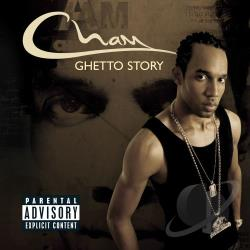 Cham - Ghetto Story CD Cover Art