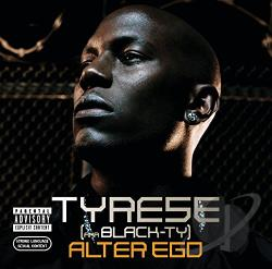 Tyrese - Alter Ego CD Cover Art