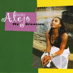 Alejo - My Creation CD Cover Art