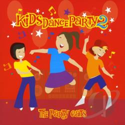 Hall, Larry - Kids Dance Party, Vol. 2 CD Cover Art