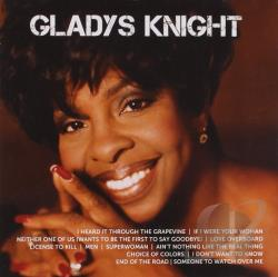 Knight, Gladys / Knight, Gladys & The Pips - Icon CD Cover Art