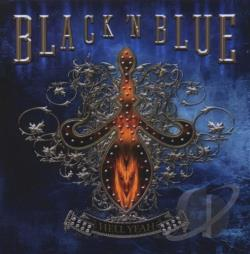 Black & Blue - Hell Yeah! CD Cover Art