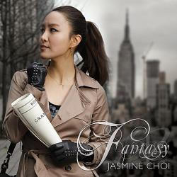Choi, Jasmine - Fantasy CD Cover Art