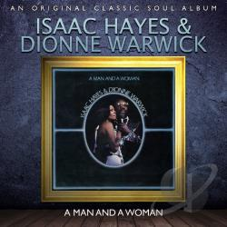 Hayes, Isaac / Warwick, Dionne - Man and a Woman CD Cover Art