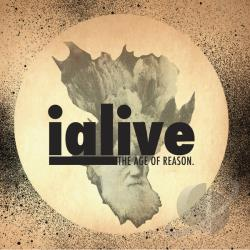 Ialive - Age Of Reason CD Cover Art