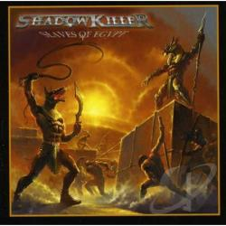 Shadowkiller - Slaves Of Egypt CD Cover Art