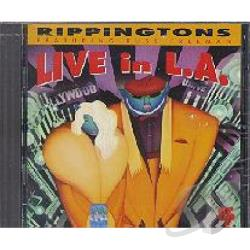 Rippingtons - Live In L.A. CD Cover Art