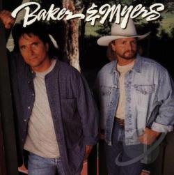 Baker & Myers - Baker & Myers CD Cover Art