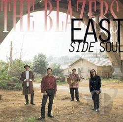 Blazers - East Side Soul CD Cover Art