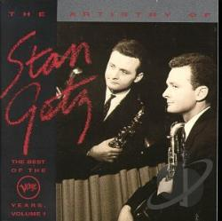 Getz, Stan - Artistry of Stan Getz: The Best of the Verve Years, Vol. 1 CD Cover Art