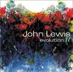 Lewis, John - Evolution II CD Cover Art