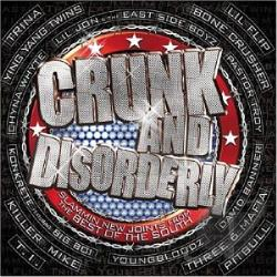 Crunk and Disorderly CD Cover Art