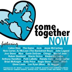 Come Together Collaborative - Come Together Now CD Cover Art