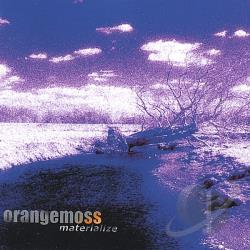 orangemoss - Materialize CD Cover Art