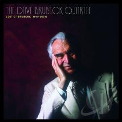 Brubeck, Dave - Best of Dave Brubeck 1979-2004 CD Cover Art