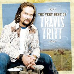 Tritt, Travis - Very Best of Travis Tritt CD Cover Art