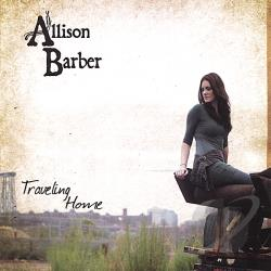 Barber, Allison - Traveling Home CD Cover Art