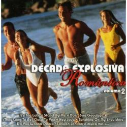 Decada Explosiva Romantica V.2 CD Cover Art