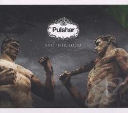 Pulshar - Brotherhood CD Cover Art