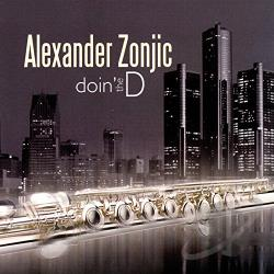 Zonjic, Alexander - Doin' the D CD Cover Art