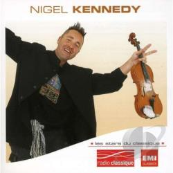 Kennedy, Nigel - Les Stars Du Classique: Nigel Kennedy CD Cover Art