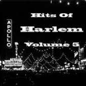 Various Artists - Hits Of Harlem Volume 5 DB Cover Art