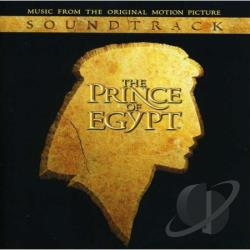 Zimmer, Hans - Prince of Egypt CD Cover Art