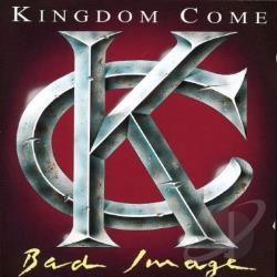 Kingdom Come - Bad Image CD Cover Art