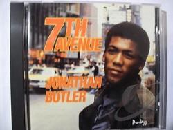 Butler, Jonathan - 7th Avenue CD Cover Art