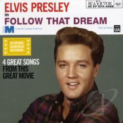 Presley, Elvis - Follow That Dream CD Cover Art