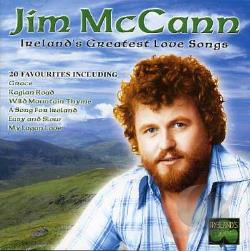 McCann, Jim - Ireland's Greatest Love Songs CD Cover Art