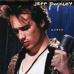 Buckley, Jeff - Grace CD Cover Art